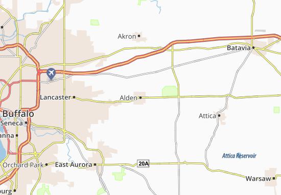 Alden Map