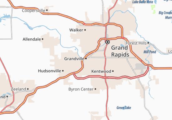 Mappe-Piantine Grandville