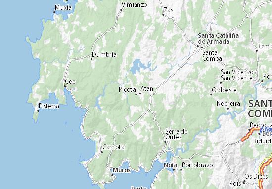 Mapas-Planos Picota