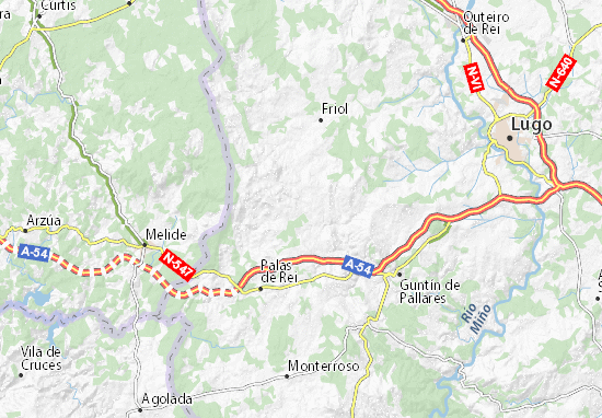 Ferreira Map