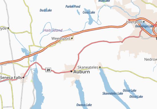 Sennett Map