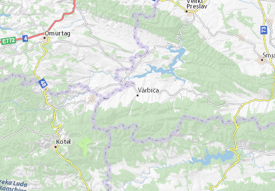 Mappe-Piantine Vărbica