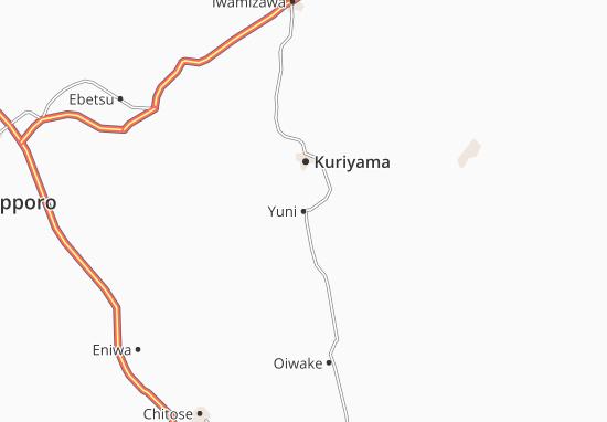 Yuni Map