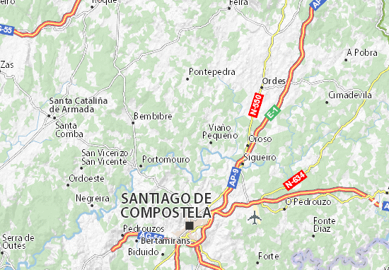 Trazo Map