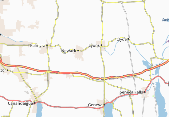 Mapas-Planos Marbletown