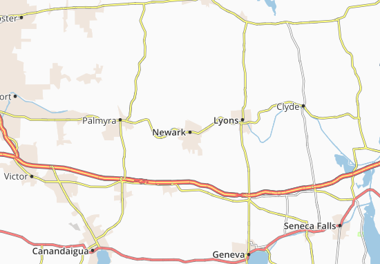 Newark Map