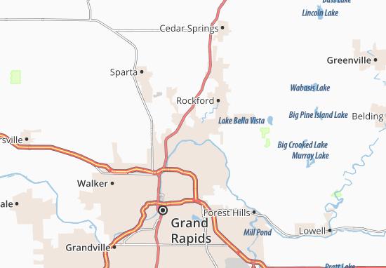 Belmont Map