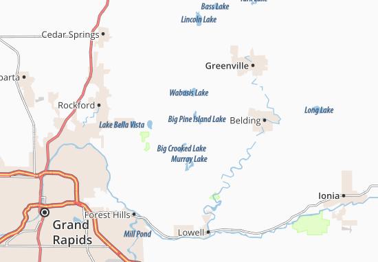 Grattan Map