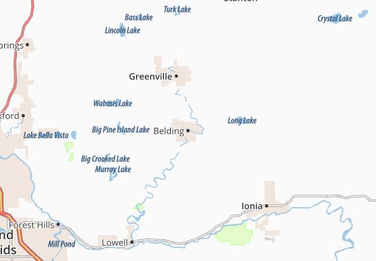 Mappe-Piantine Belding