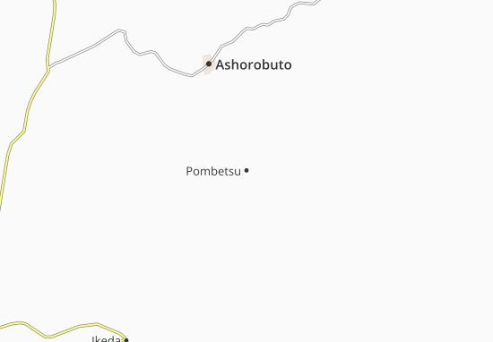 Carte-Plan Pombetsu