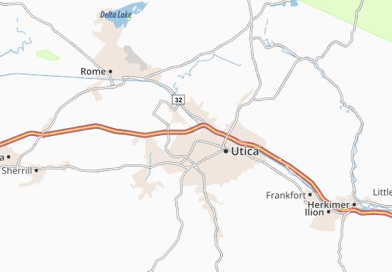 Whitesboro Map