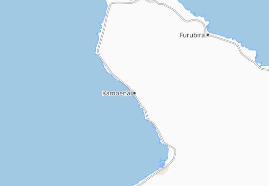 Kamoenai Map
