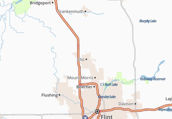 Clio Map