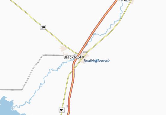 Mapas-Planos Blackfoot