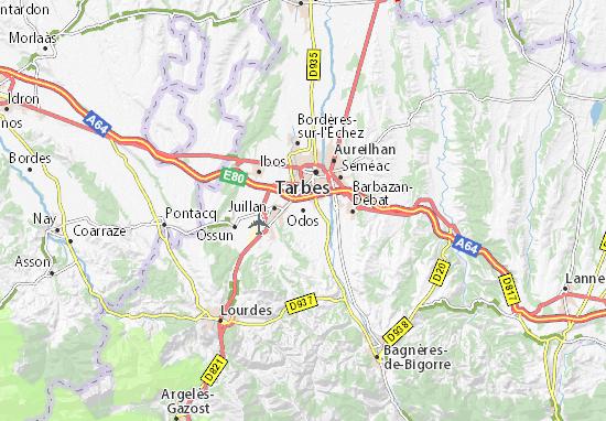 Odos Map