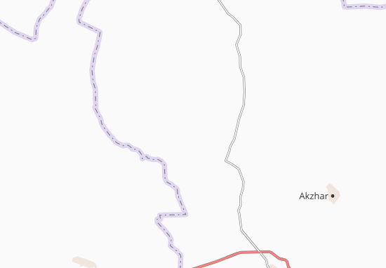 Karakum Map