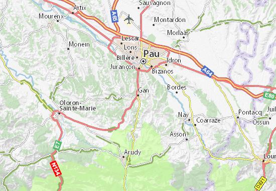 Gan Map
