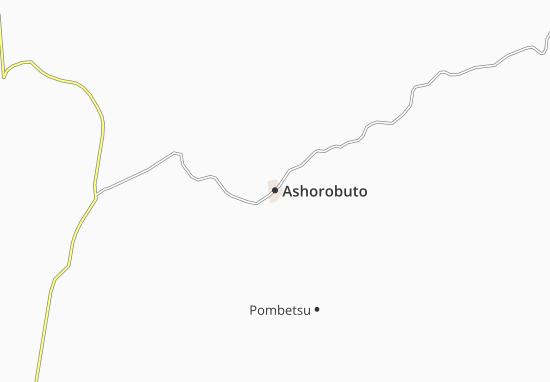 Ashorobuto Map