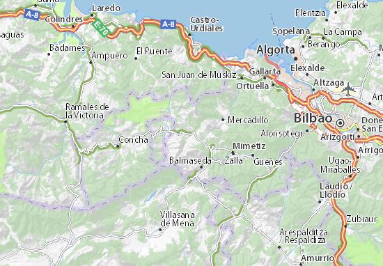 Mapas-Planos Artzentales