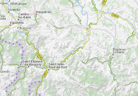 Lantabat Map