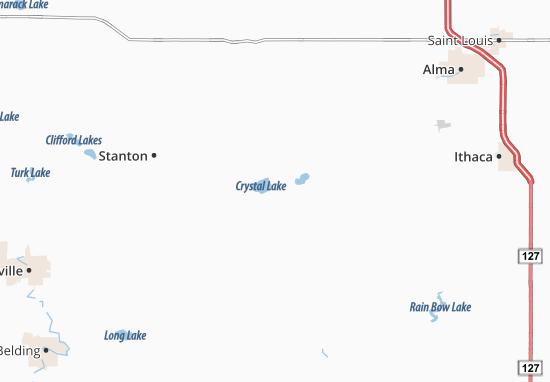 Crystal Map