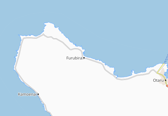 Furubira Map