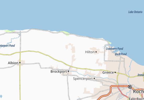 Mapas-Planos Hamlin