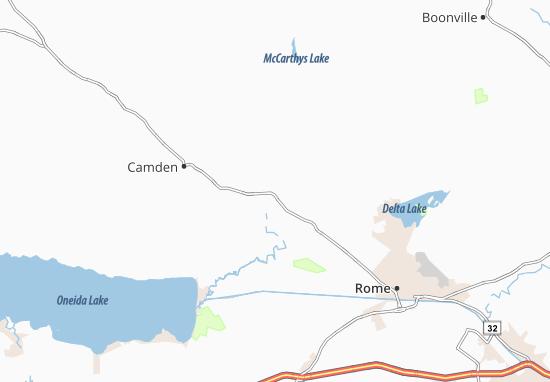 Taberg Map
