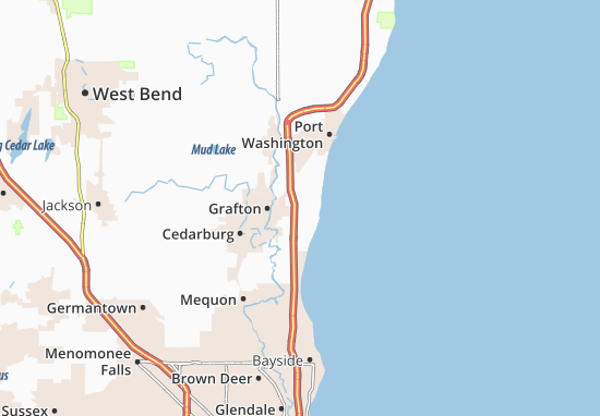 Ulao Map