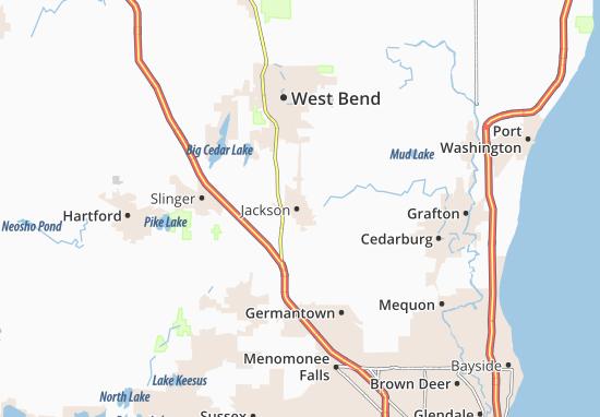 Mapas-Planos Jackson
