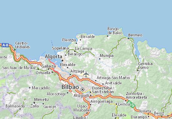 Mapas-Planos Elizalde