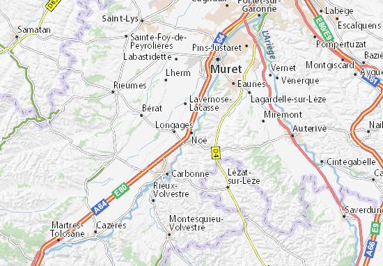 Noé Map