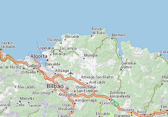 Mungia Map
