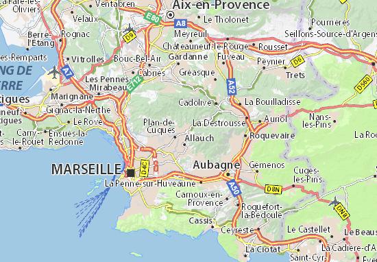 Carte détaillée Le Logis-Neuf - plan Le Logis-Neuf - ViaMichelin