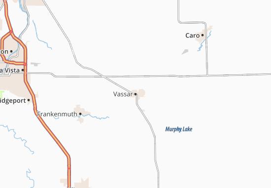Vassar Map