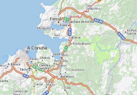 Mapas-Planos Campolongo
