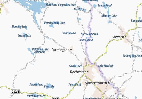 Farmington Map