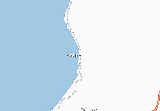 Mapa Plano Atsuta