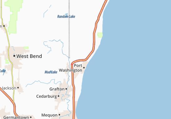 Mapas-Planos Knellsville