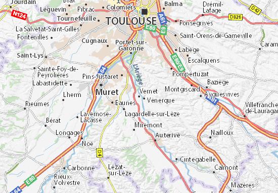 Vernet Map