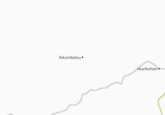 Rikumbetsu Map