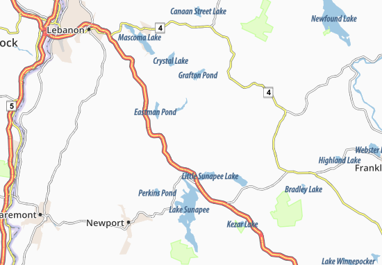 Mappe-Piantine Springfield