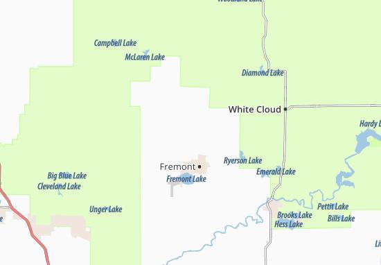 Dayton Center Map