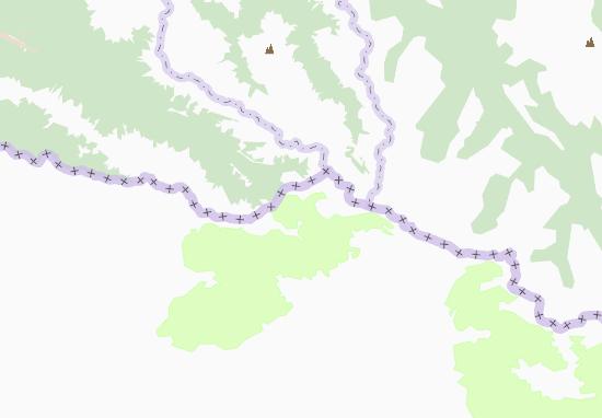Mapa Plano Akhytara