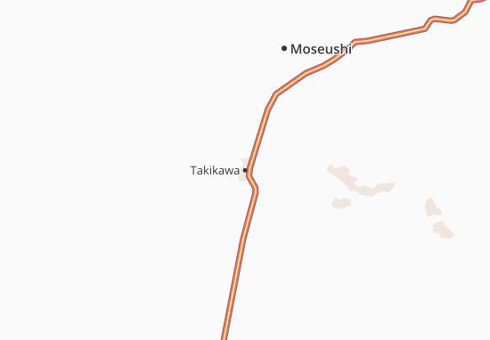 Takikawa Map