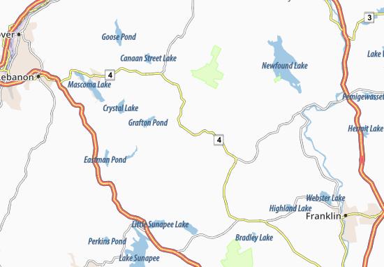 Grafton Map
