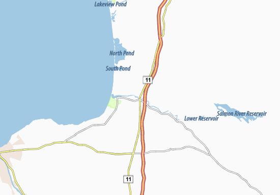 Pulaski Map