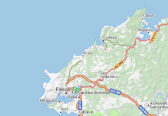 Atios Map