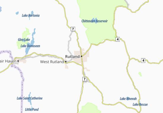 Mappe-Piantine Rutland