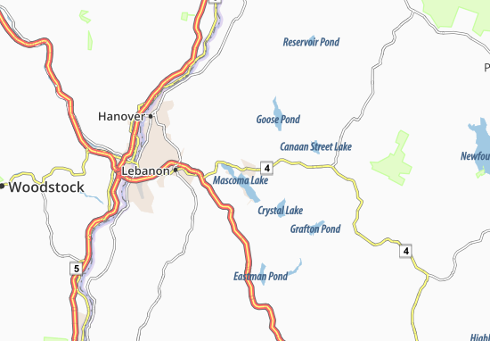 Enfield Map